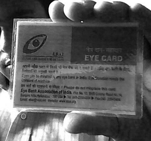 Eye Donation (1/2)