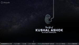 Kushal Ashok's lifepath