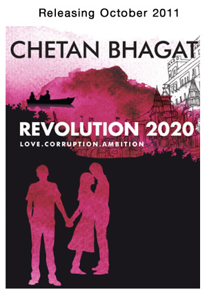 Revolution 2020 by Chetan Bhagat : Novel Review